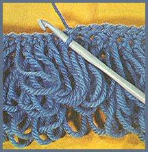 comment faire diff rents travaux au crochet. Black Bedroom Furniture Sets. Home Design Ideas