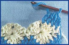Diff rents points au crochet - Differents points de tricot ...