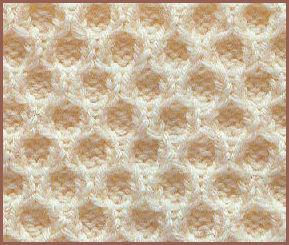 Diffrents points pour le tricot aux aiguilles - Les differents points au tricotin ...
